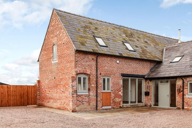 Thumbnail Barn conversion to rent in Frankton Farm Barns, English Frankton, Ellesmere, Shropshire