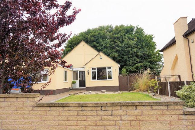 Thumbnail Detached bungalow for sale in Station Road, Llanddulas