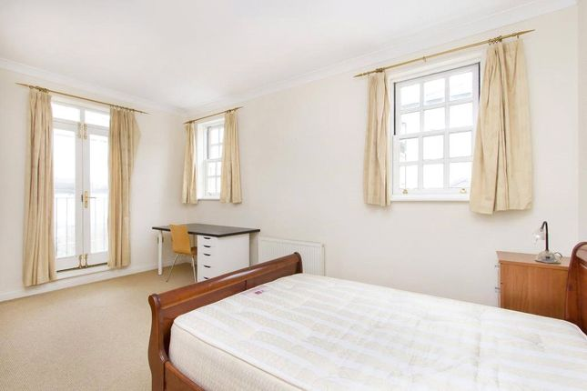 Thumbnail Detached house to rent in Henry Tate Mews, London