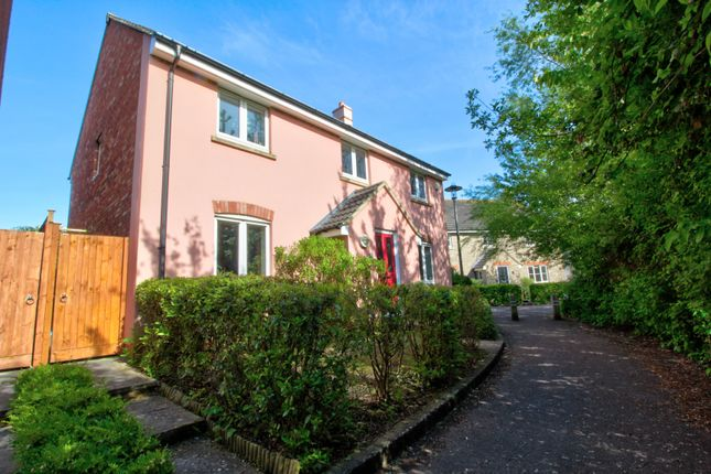 Thumbnail Detached house for sale in Tansy Lane, Portishead, Bristol