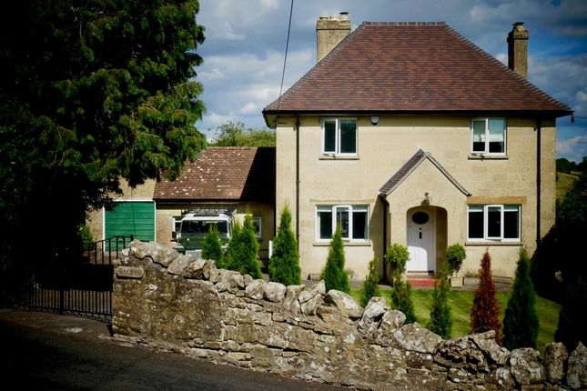 Thumbnail Detached house to rent in Leigh Upon Mendip, Radstock