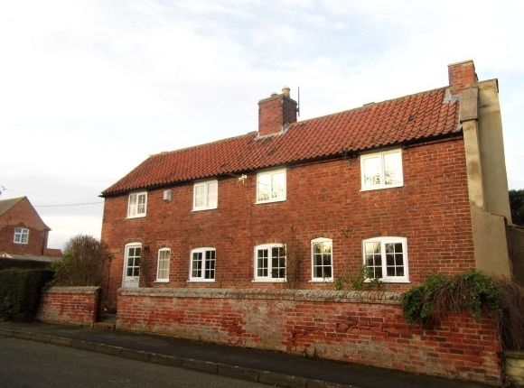 Thumbnail Detached house to rent in Main Street, Muston, Nottingham