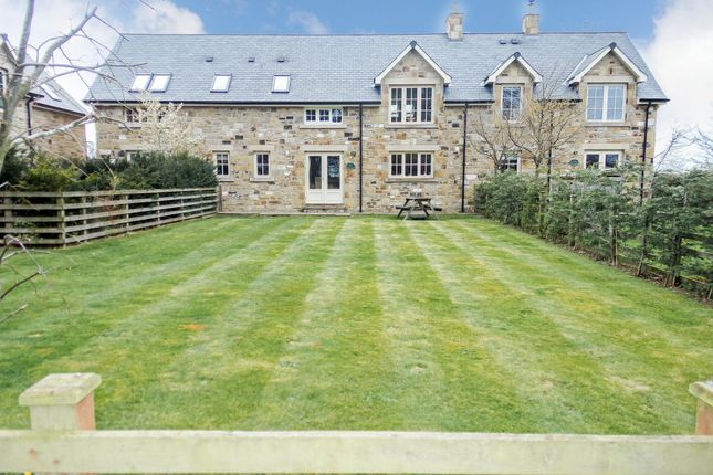 Thumbnail Semi-detached house for sale in Ellingham, Chathill