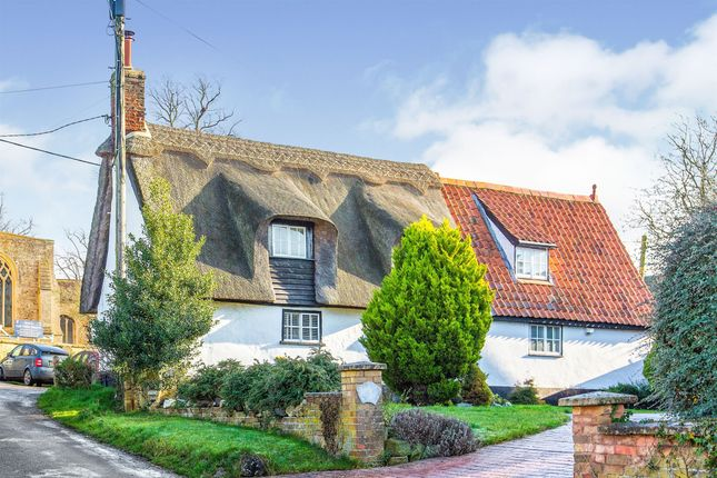 Thumbnail Cottage for sale in Church Lane, Elsworth, Cambridge