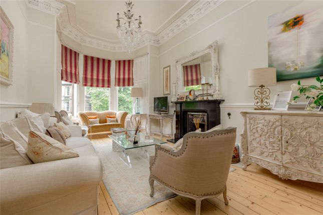 Thumbnail Terraced house to rent in Dean Park Crescent, Edinburgh