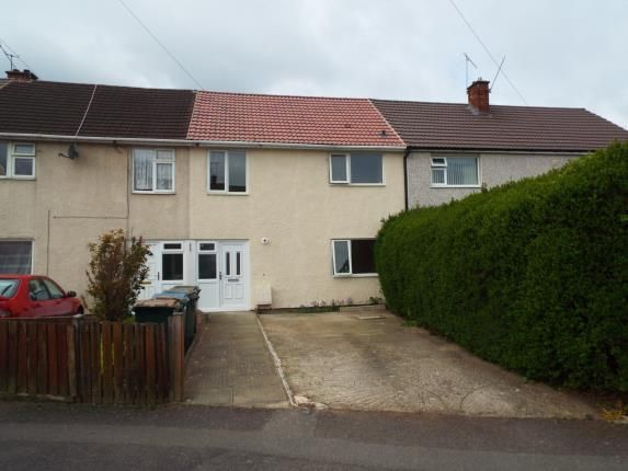 Thumbnail Terraced house for sale in The Boxhill, Stoke Aldermoor, Coventry, West Midlands