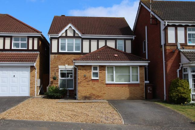 4 bed detached house for sale in Curlbrook Close, Wootton, Northampton