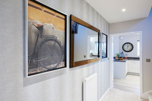 """4 bedroom detached house for sale in """"The Wyatt"""" at Heath Lane, Lowton, Warrington"""