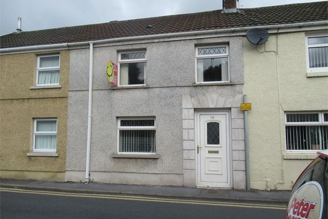 Thumbnail Terraced house to rent in Bryngwyn Road, Llanelli, Carmarthenshire