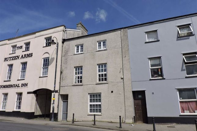 1 bed flat for sale in 1, Castle Terrace, Narberth, Pembrokeshire SA67