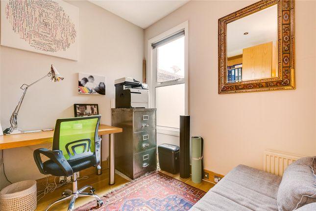 Study Room of Hazlebury Road, Sands End, London SW6