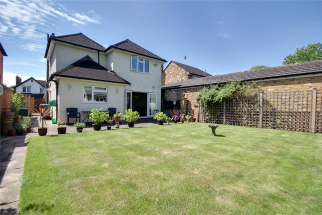 Thumbnail Detached house for sale in Grove Road, Chertsey, Surrey