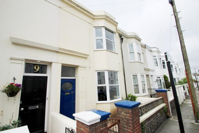 Thumbnail Terraced house to rent in West Hill Street, Brighton