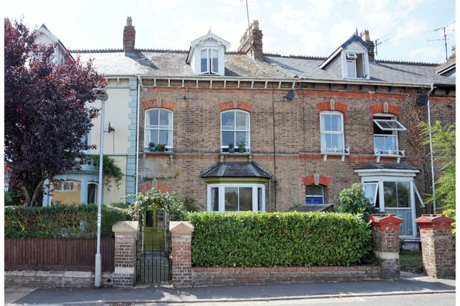Thumbnail Terraced house for sale in Staplegrove Road, Taunton