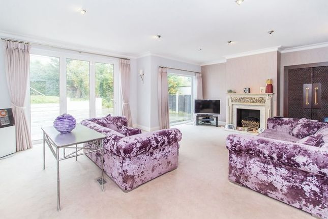 Thumbnail Detached house for sale in Tycehurst Hill, Loughton