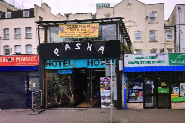 Thumbnail Hotel/guest house for sale in Camberwell Road, Southwark