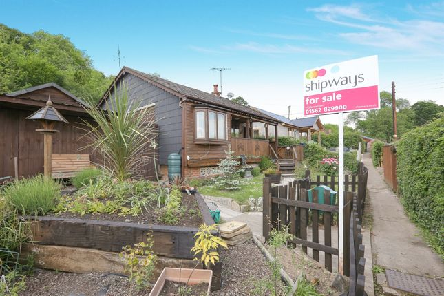Thumbnail Detached bungalow for sale in Riverside Bungalows, Highley, Bridgnorth