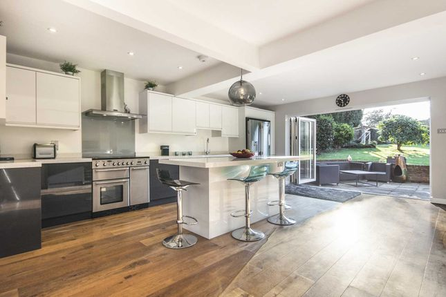 Thumbnail Detached house for sale in Bidborough Ridge, Bidborough, Tunbridge Wells