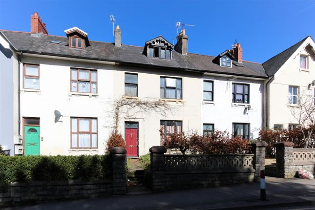 Thumbnail Terraced house for sale in Bridge Street, Llandaff, Cardiff