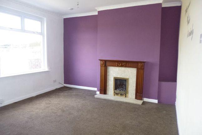 Thumbnail Terraced house to rent in Clarence Gardens, Crook