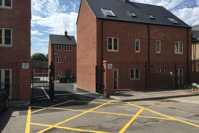 Thumbnail Mews house to rent in Kilby Mews, Coventry