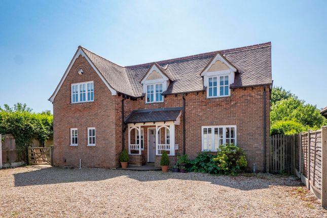 Thumbnail Detached house for sale in Edwardstone, Sudbury, Suffolk