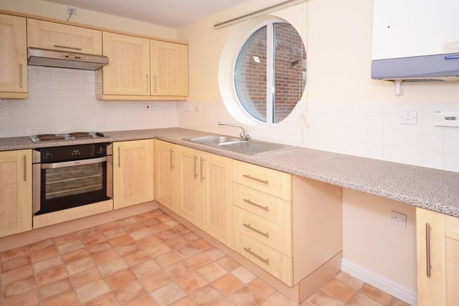 Thumbnail Flat to rent in Scholars Court, Hartshill, Stoke-On-Trent