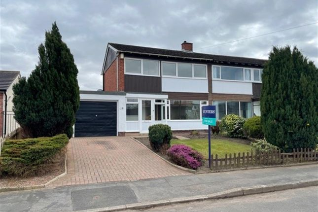 Thumbnail Semi-detached house for sale in Mount Pleasant Gardens, Wigton