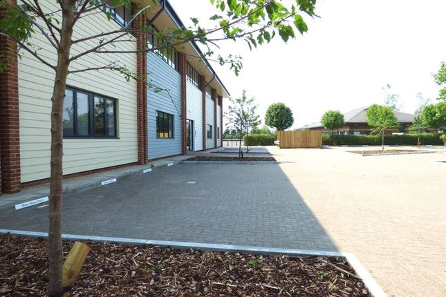 Thumbnail Flat for sale in Falcon Close, Quedgeley, Gloucester