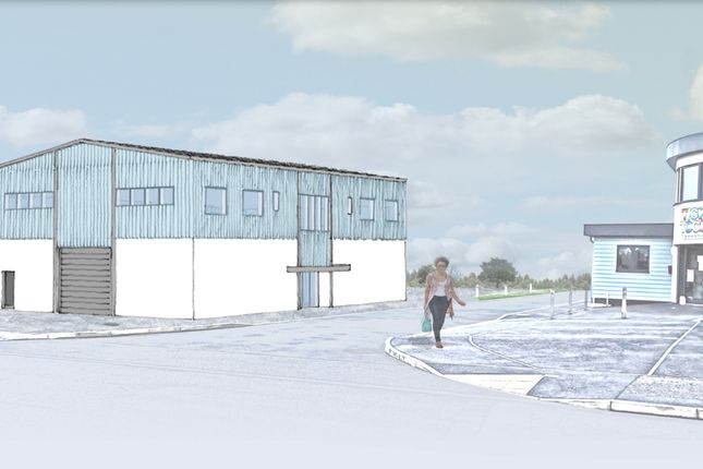 Thumbnail Industrial to let in Weycroft Avenue, Axminster