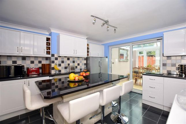 Thumbnail Semi-detached house for sale in Willow Tree Close, Willesborough, Ashford, Kent