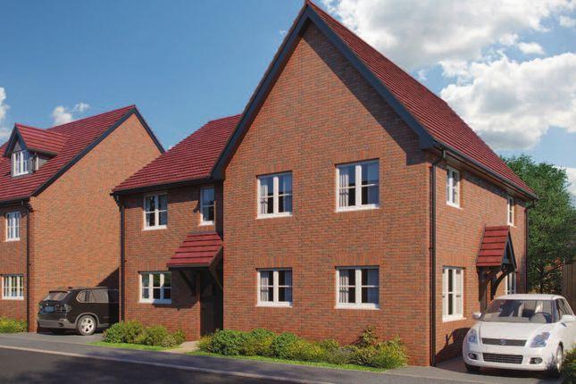 Thumbnail Semi-detached house for sale in 19 Furlongs, Drayton, Oxfordshire