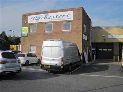 Thumbnail Industrial to let in 1 Riverside Estate, Sir Thomas Longley Road, Medway City Estate, Rochester, Kent
