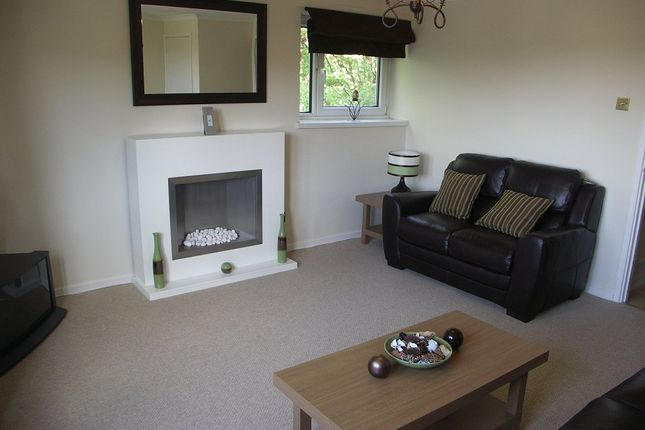 Thumbnail Flat to rent in Meggeson Avenue, Townhill Park, Southampton