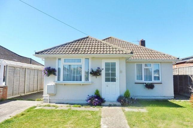 Thumbnail Detached bungalow for sale in Old Farm Lane, Stubbington, Fareham