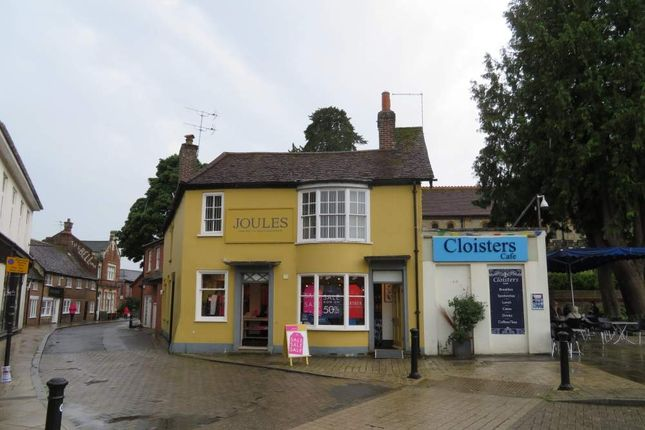 Thumbnail Retail premises for sale in The Square, Petersfield