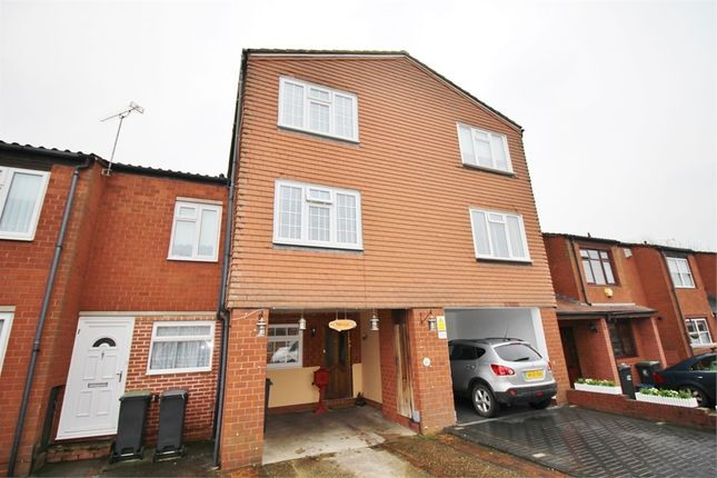 Thumbnail Town house for sale in Parvills, Waltham Abbey, Essex