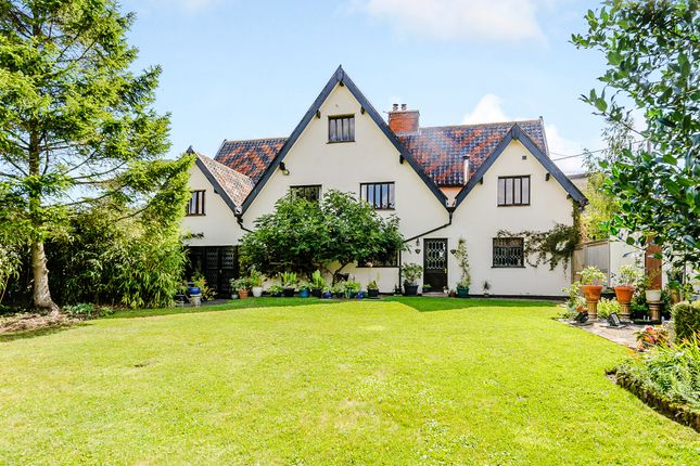 Thumbnail Detached house for sale in Withersdale Road, Mendham, Harleston