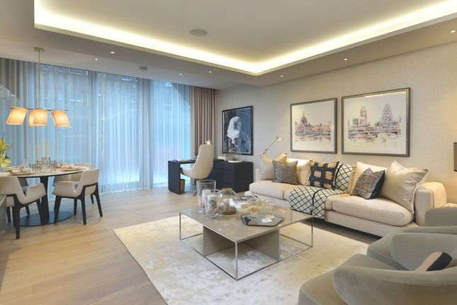 Thumbnail Flat for sale in 1 Bollinder Place, London