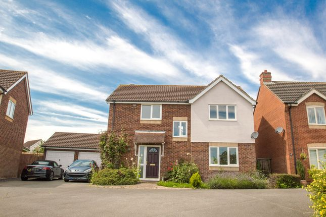 Thumbnail Detached house for sale in Chivers Road, Haverhill, Suffolk