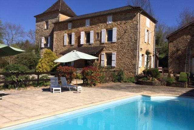 Thumbnail Property for sale in Nr Gourdon, Lot, 46100, France