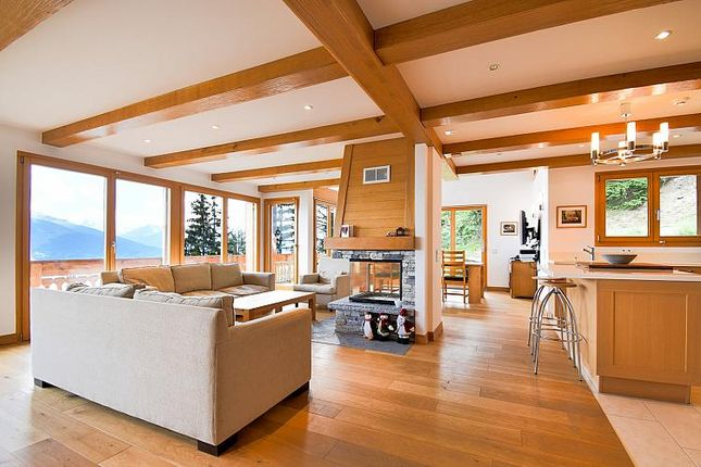 Thumbnail Property for sale in Chalet Ours, Anzère, Valais, Switzerland