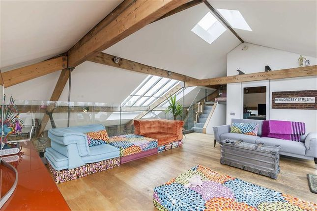 Thumbnail Flat to rent in Grange Road, London