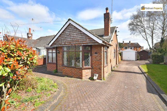 2 bed semi-detached bungalow for sale in Pinewood Grove, Blythe Bridge ST11