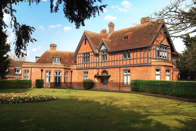 Thumbnail Flat for sale in New Court, Liston Road, Marlow, Buckinghamshire