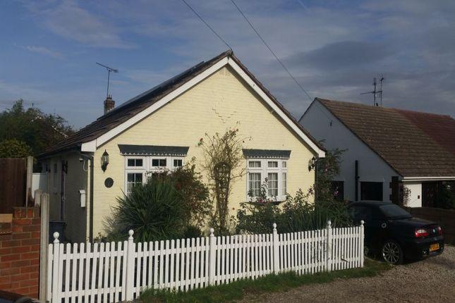 Thumbnail Bungalow for sale in Ferris Avenue, Cold Norton, Chelmsford