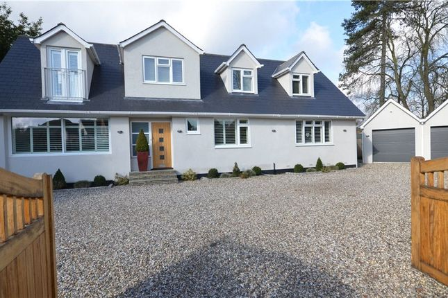 Thumbnail Detached house for sale in Cliveden Mead, Maidenhead, Berkshire