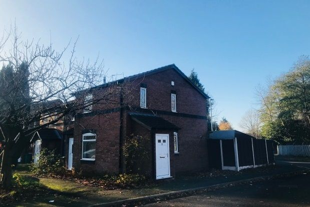 Terraced house in  Bracewell Close  Gorton  Manchester