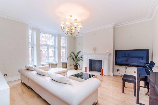 Thumbnail Flat for sale in Bickenhall Street, Marylebone