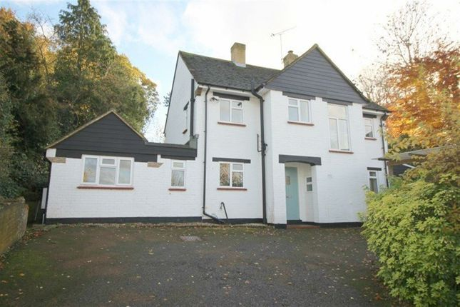 Thumbnail Detached house to rent in Rookdean, Chipstead, Sevenoaks
